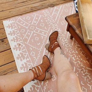 Free People heeled bootie